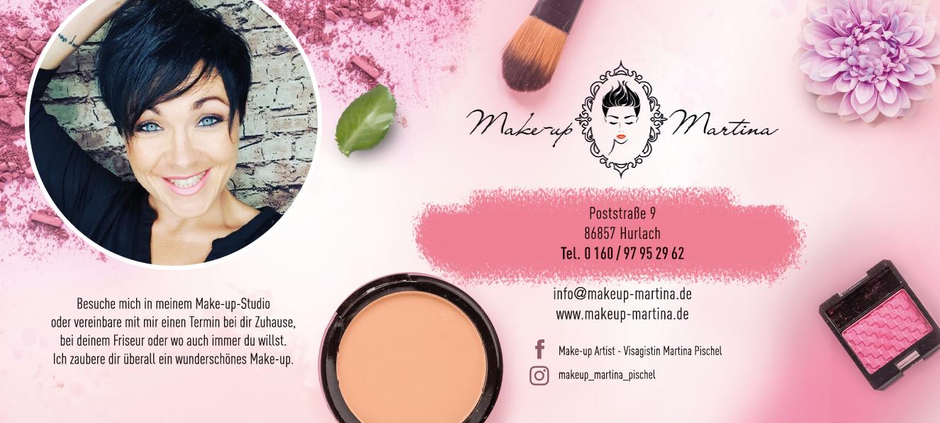 Make-up & Foto by Martina Pischel